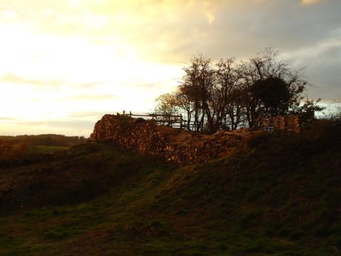 Le site historique de Boutavent