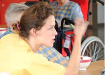 Une formation de « Services aux personnes âgées »