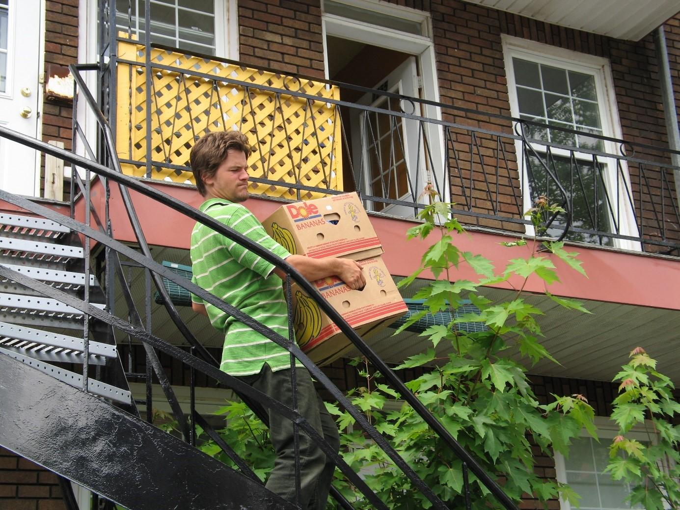 Eurêka Emplois Services - aide au déménagement
