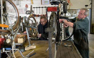 Cycles citoyens à Montfort