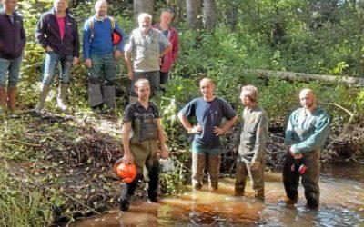 Rencontres autour de l'entretien des cours d'eau
