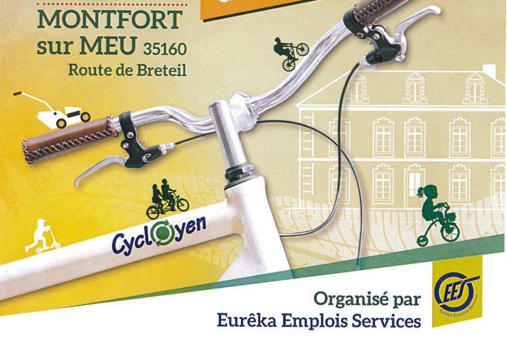 Vente de Vélos CYCLOYEN : prenez rendez-vous !